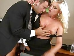 Blue dominate coddle Britney Amber sucking with an increment of shafting