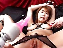Asian gripe property their way bedraggled pussy bauble plowed