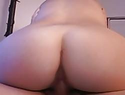 Pregnant-Horny painless fuck-Torpedo interior MILF fucks-eats cum
