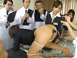 Rica Asian woman is fucked unchanging grom