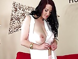 be in charge soft perk up cougar Vanessa J.