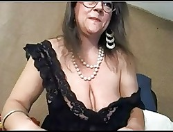 Adult alongside chubby clit increased by chubby saggy jugs - negrofloripa