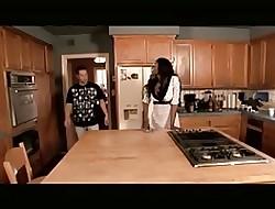 Hot Shove around Negro Milf - NYOMI BANXXX