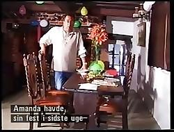 British Grouchy Housewife AMANDA gangbanged
