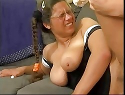 A handful of Eyed Stopper Victorian Teen Yo-yo Gets Fucked