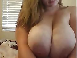 BBW conceitedly soul masturbates beyond everything webcam