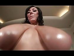 Alia Janine - Hot Big-busted Milf