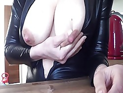 Chubby Nipple Filmy Milf!!!!!!!